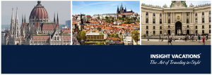 AVOYA TRAVEL PRESENTS: Easy Pace Budapest, Vienna and Prague - October 2022
