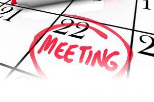 Society #156 Meetings